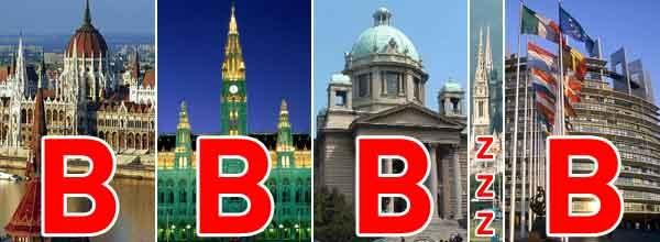 Nikola DUPER: Budimpešta, Beč, Beograd, Bruxelles… – To kobno slovo B