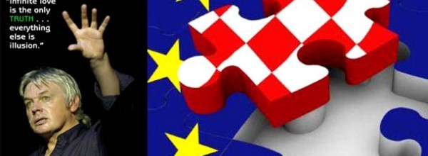 David Icke: Ulaskom u EU Hrvatska će izgubiti svoju nezavisnost