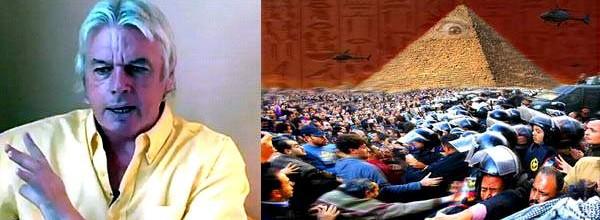 "David ICKE: Egipatska ""REVOLUCIJA"" – manipulacija opravdanim buntom"