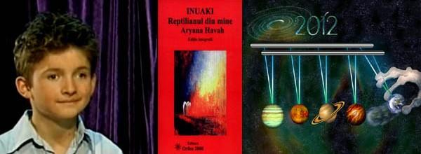 "Knjiga ""Inuaki, reptil koji živi u meni"": Inuaki, Anunaki, ljudski rod i 2012. godina"