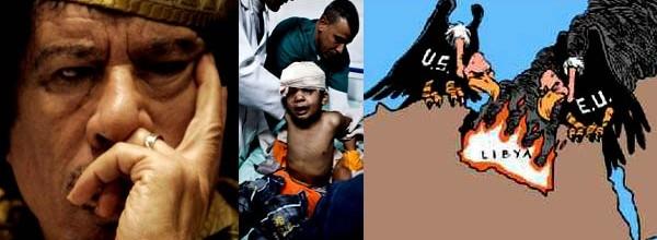 Duh VREMENA: Libija – moć medija i genocid zločinačke organizacije zvane NATO