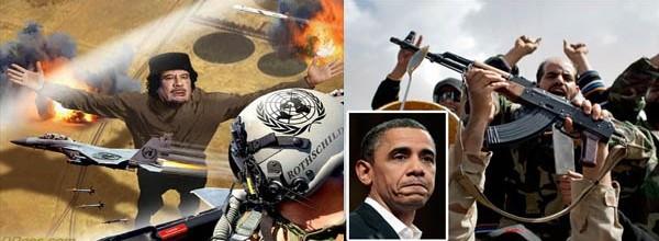 LIBIJA: Jedna verzija ISTINE – Tajni monetarni rat, Gaddafi protiv Rothschilda?