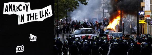 Duh VREMENA: Neredi u Londonu – druga strana priče – Začetak režima Novog svjetskog poretka