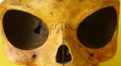 Našli lubanju za koju vjeruju da je pripadala izvanzemaljcu?