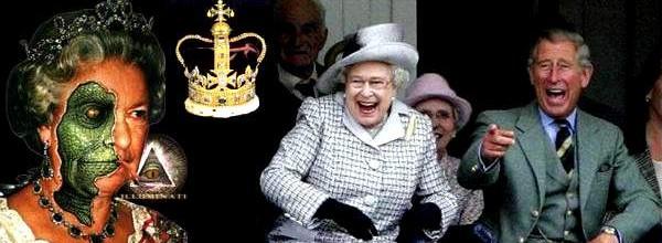 Inkarnacija REPTILA: Kraljevska loza Windsor