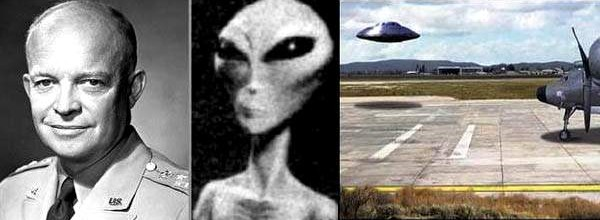 Pakleni UGOVOR izdajica ljudskoga roda i tuđinskih entiteta (Skriveno TV: Eisenhowerov susret s ET)
