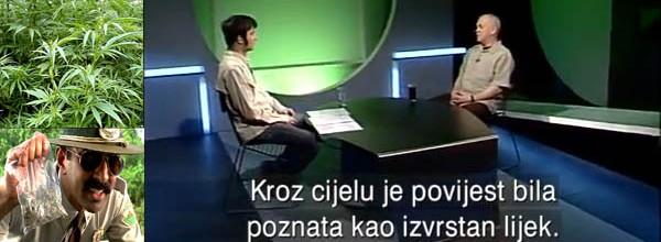 Skriveno TV: Na rubu ZNANOSTI – Canabis